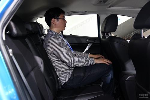 马自达3星骋两厢 广州车展实拍