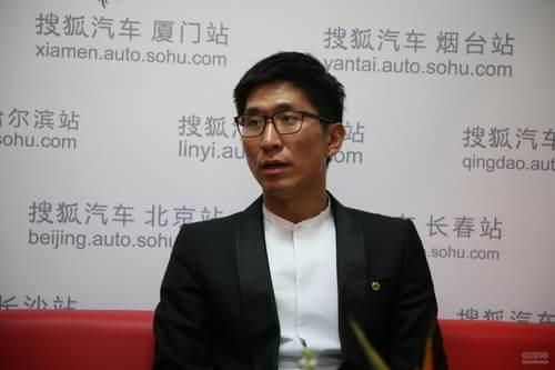 路特斯中国区副总裁 张迪