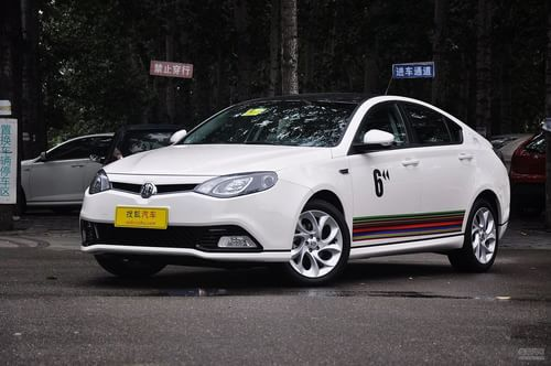 2014款MG6 1.8T TST性能版