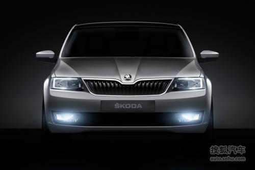 未来的新一代明锐 斯柯达MissionL概念车
