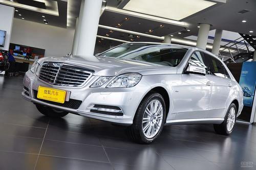 2012款北京奔驰E200L CGI优雅型
