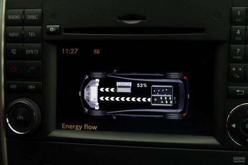 奔驰 F-CELL 实拍 评测 图片
