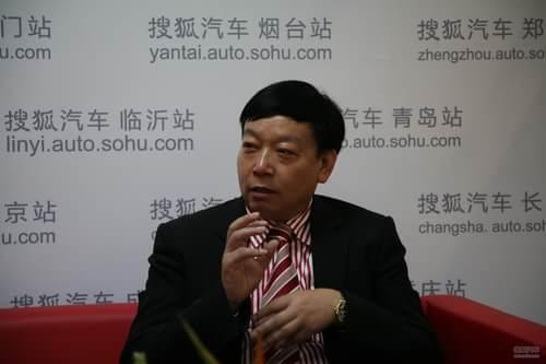 青年汽车董事局主席 庞青年