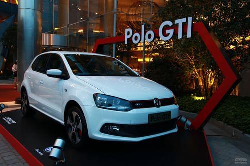 上海大众Polo GTI上市发布会实拍