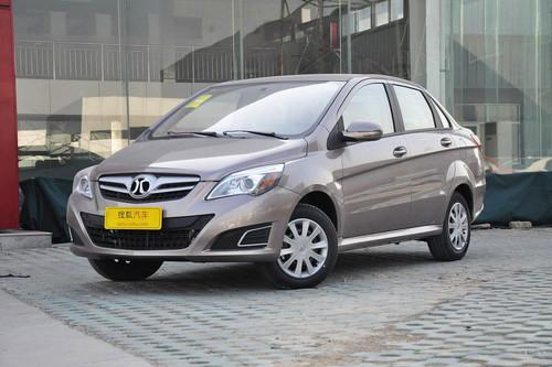 2013款北京汽车E130手动乐活型