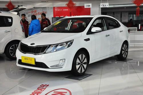 2012款起亚K2 1.6L AT Premium纪念版