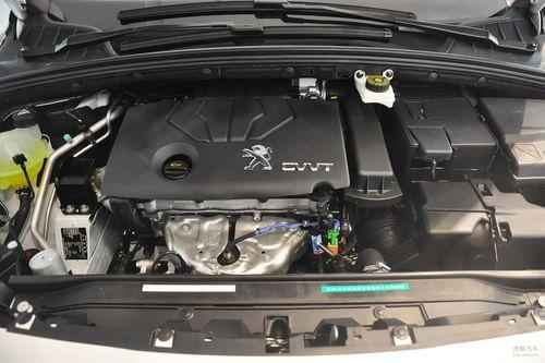 2013款标致408 1.6L自动舒适版到店实拍