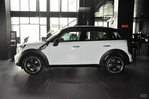 2013款MINI COUNTRYMAN COOPER S