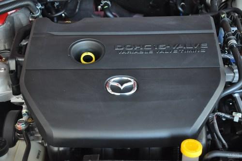 2011款马自达6 2.0L手自一体超豪华型