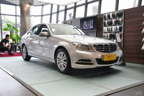 2010款北京奔驰C200到店实拍