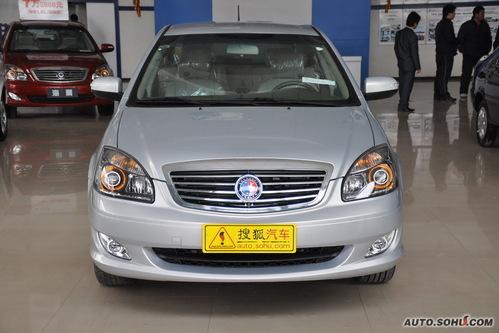 2010款上海英伦SC715手动基本型