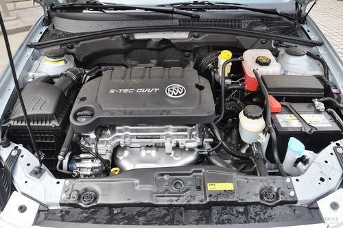 2013款别克凯越1.5L手动经典型