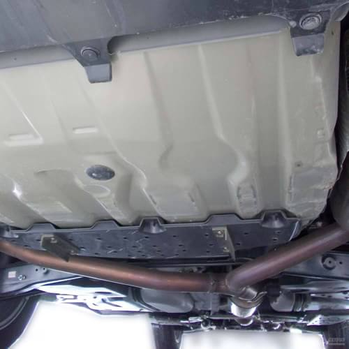 红旗H7涡轮增压版车型谍照