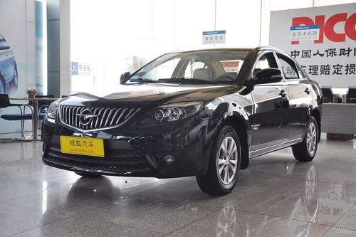 2012款海马福美来1.6L手动精英版