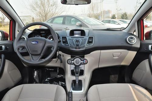 2013款福特嘉年华三厢1.5L自动品尚型