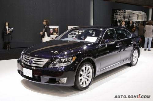 2010款雷克萨斯LS600hL东京车展