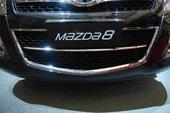 马自达8 上海车展实拍