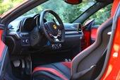 法拉利458 Italia深度测试