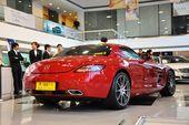 2011款奔驰SLS AMG