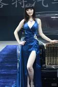 劳斯莱斯1号车模 2012北京车展实拍