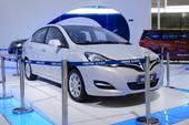 海马ZM2 上海车展实拍