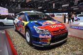雪铁龙C4 WRC