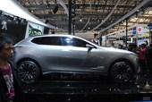标致SXC概念车上海车展…