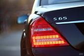 奔驰S65 AMG测试