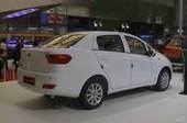 英伦SC5 上海车展实拍