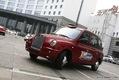 2009款上海英伦TX4试驾   外观