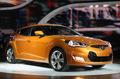 2012款现代Veloster 北美车展实拍