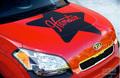 SEMA车展亮相 起亚推两款秀儿改装概念车