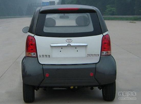 夏利N7 比亚迪新F6 众泰电动车高清图片