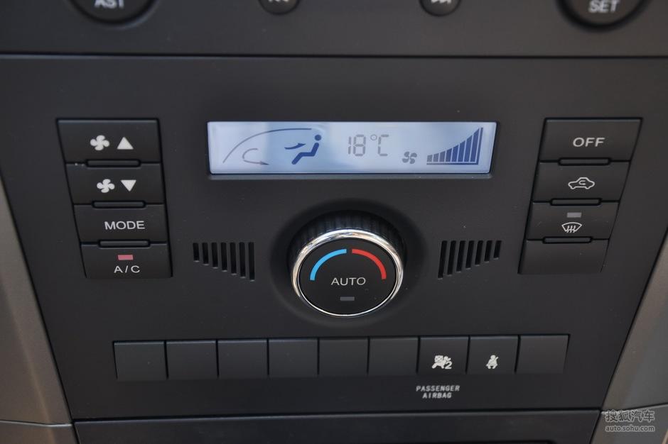 长城 长城 哈弗h3 空调控制面板