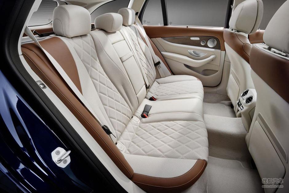 比轿车更优雅 奔驰新E级旅行版全球首发 比轿车更优雅 奔驰新E级旅行版全球首发