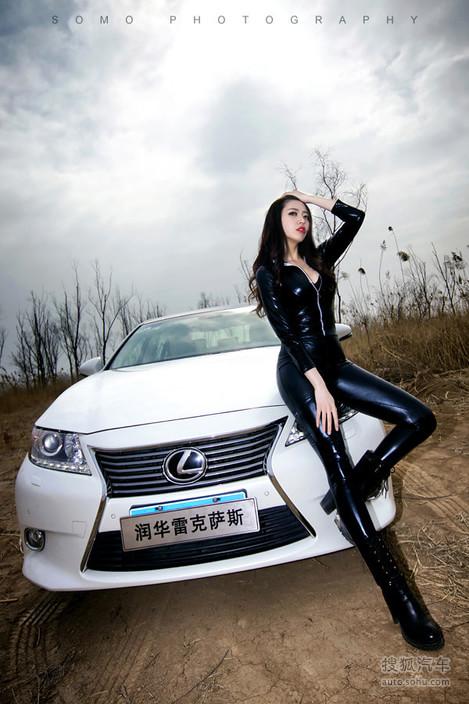 【女特工紧身皮衣胸器外露 诠释喷血大片(2888075)】_美女车模图_搜狐汽车
