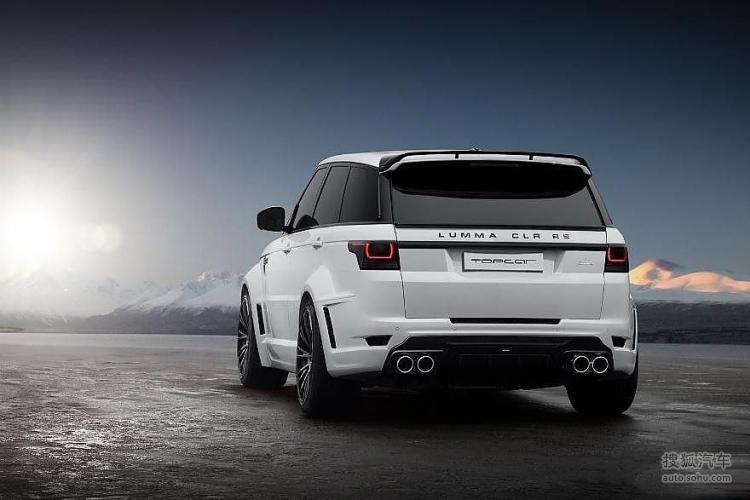 Range Sport Car