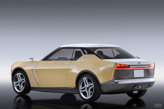 日产IDx概念车