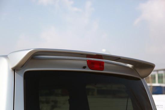 日产 NV200 实拍 外观 图片
