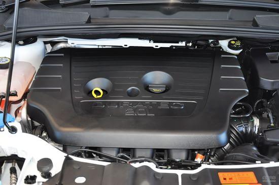 福特 福克斯两厢 实拍 底盘/动力 图片