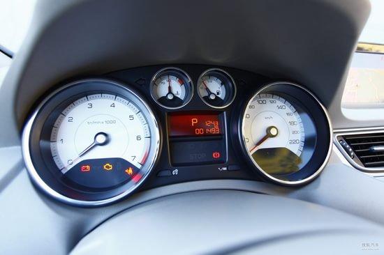 一颗平常心 车评网东风标致308 消费测试