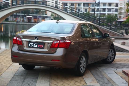 比亚迪 G6 实拍 外观 图片