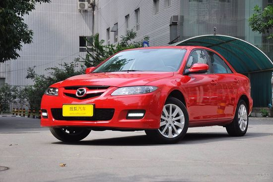 马自达 Mazda6 实拍 外观 图片
