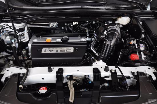 本田 CR-V 实拍 底盘/动力 图片