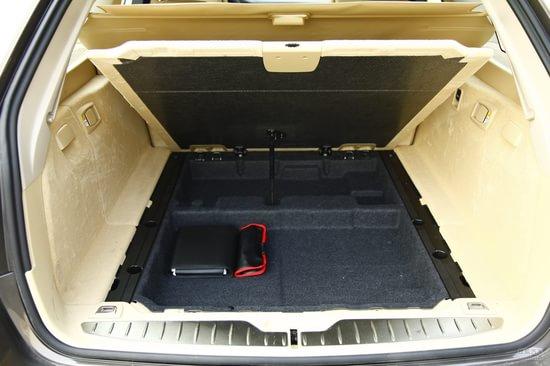 宝马 5系旅行车 实拍 底盘/动力 图片