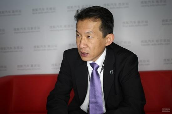 王宁 依维柯中国业务董事总经理
