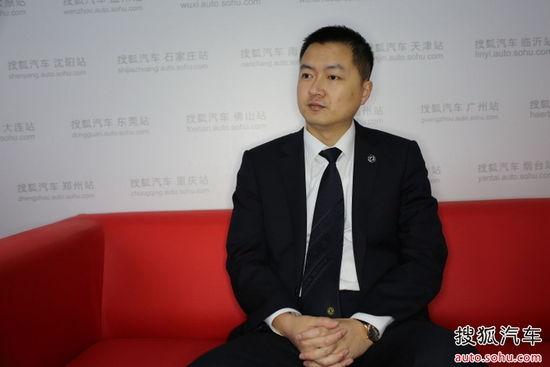 庞海  东风小康汽车有限公司销售公司总经理