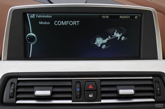 宝马 6系Gran Coupe 实拍 内饰 图片