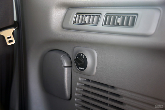 日产 NV200 实拍 内饰 图片