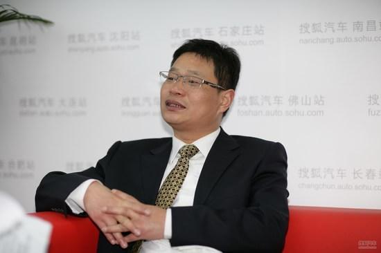 郭红军 郑州日产市场部部长